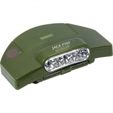 5-LED Clip on cap light