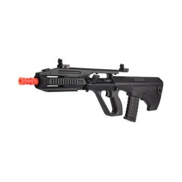 Jing Gong 0450B AUG Bullpup AEG Rifle - Black