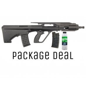 Jing Gong AUG A3 RIS AEG Bundle Package