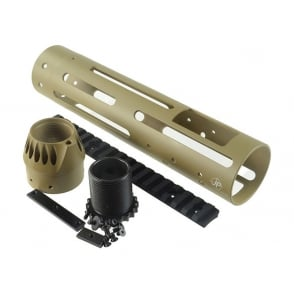 "JP Handguard 9.8"" With 1 Barrel Length (Tan)"