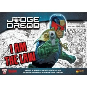 Judge Dredd : I Am The Law : Starter Set