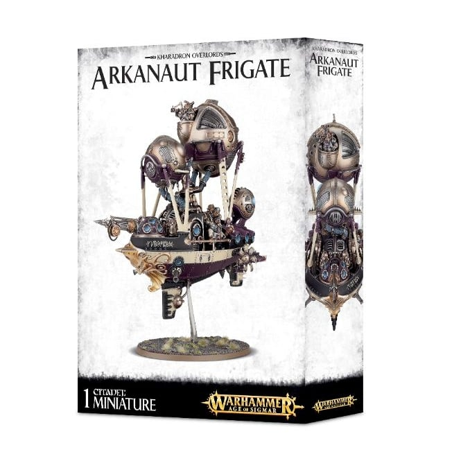 Games Workshop Kharadron Overoards Arkanaut Frigate