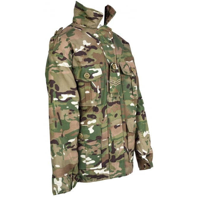 Highlander Outdoor Kids Combat Jacket HCAM 3/4 Years