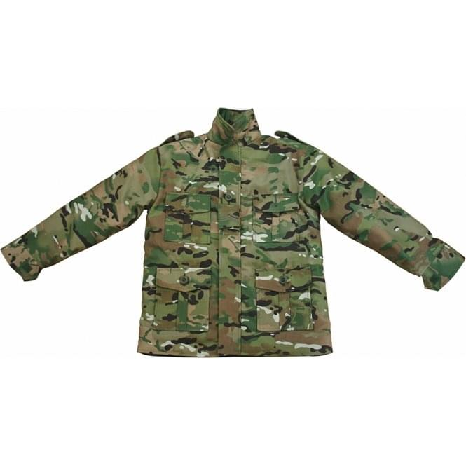 Highlander Outdoor Kids Combat Jacket HCAM 5/6aYears