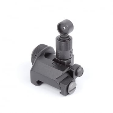 King Arms 600M Folding Rear Sight