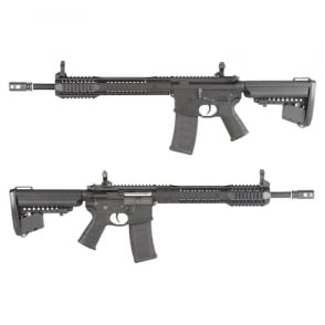 King Arms Black Rain Ordnance Carbine -BK