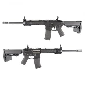 King Arms Black Rain Ordnance CQB -BK