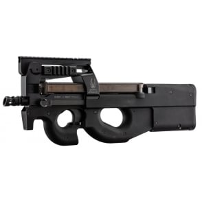 King Arms / BO Custom P90 Tactical - Black