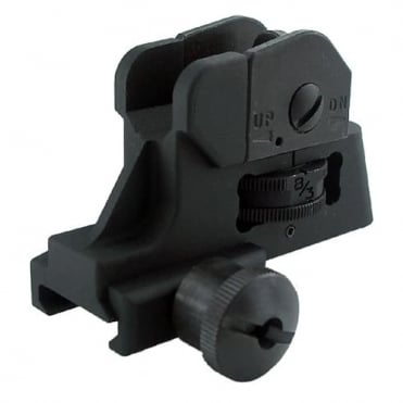 King Arms Rear Sight for M4 Series