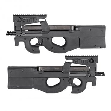 Kings Arms M3 (FN P90) Tactical AEG Rifle - Black