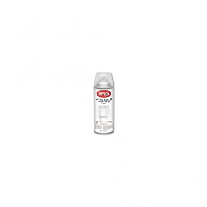 Krylon Matte Sealer-Clear