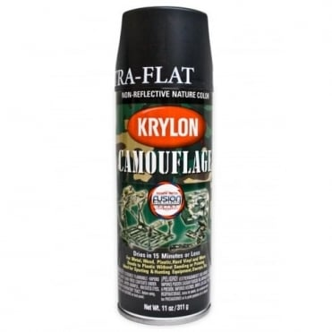 Krylon Spray Paint-Black