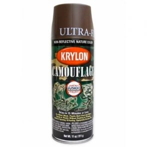 Krylon Spray Paint-Brown