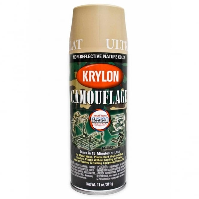 Krylon Spray Paint-Sand