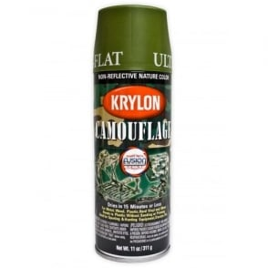 Krylon Spray Paint-Woodland Green