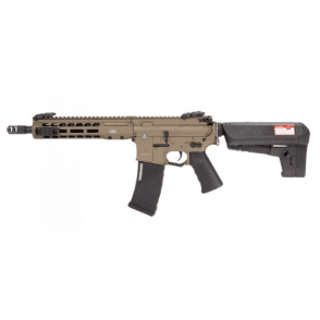 Krytac Barrett REC7 SBR - Flat Dark Earth