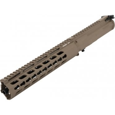 Krytac CRB MKII Complete Upper Assembly & Barrel - Dark Earth
