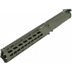 Krytac CRB MKII Complete Upper Assembly & Barrel - Foliage Green