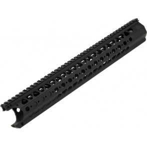Krytac Licensed LVOA-C Complete Front Assembly - Black