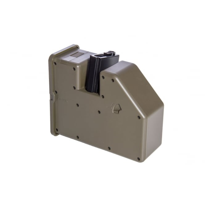 Krytac LMG Drum Magazine 3500 Rounds