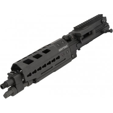 Krytac LMG Enhanced Complete Upper Receiver Assembly - Black