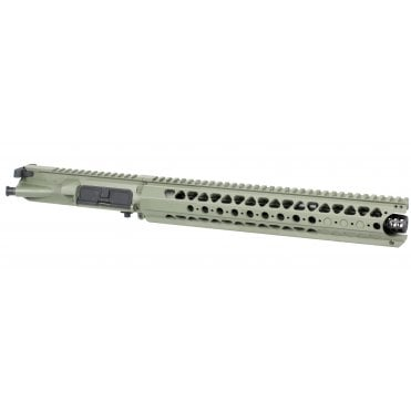 Krytac LVOA-S Complete Upper Assemply & Barrel set - Foliage Green