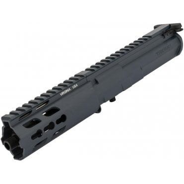 Krytac PDW MKII Complete Upper Assembly & Barrel - Combat Grey