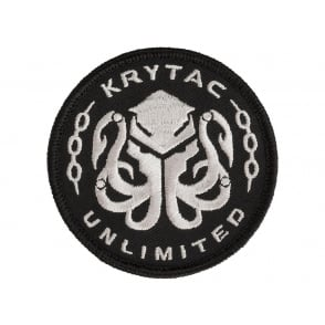 Krytac Round Embroidered Patch