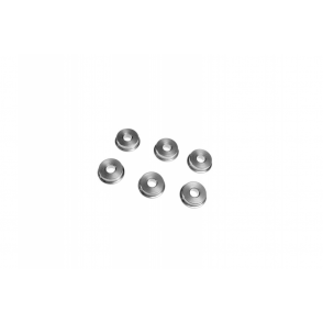 Krytac Solid Steel 8mm Bushing - Set of 6