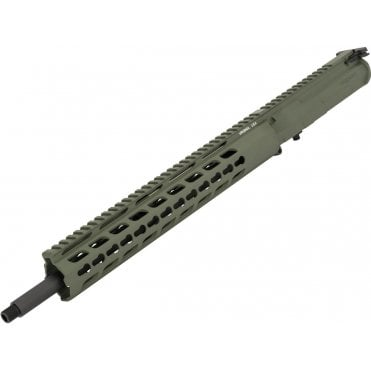 Krytac SPR MKII Complete Upper Assembly & Barrel - Foliage Green
