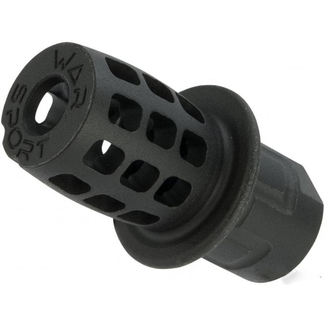 Krytac War Sport LVOA Flash Hider (14mm CCW)