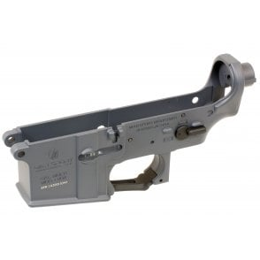 Krytac War Sport LVOA Lower Receiver Assembly Complete Combat Grey