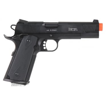 KWA M1911 Mark III PTP Gas Blowback Pistol Black