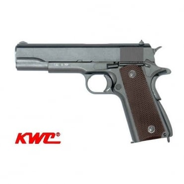 KWC M1911 CO2 Full Metal Pistol
