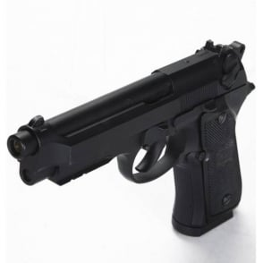 KWC M92 CO2 Black Blowback Pistol