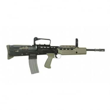 L85 A2 with Blowback
