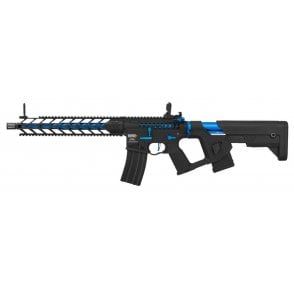 Lancer Tactical LT-33 Enforcer Proline Night Wing Skeleton GEN2 AEG - Blue