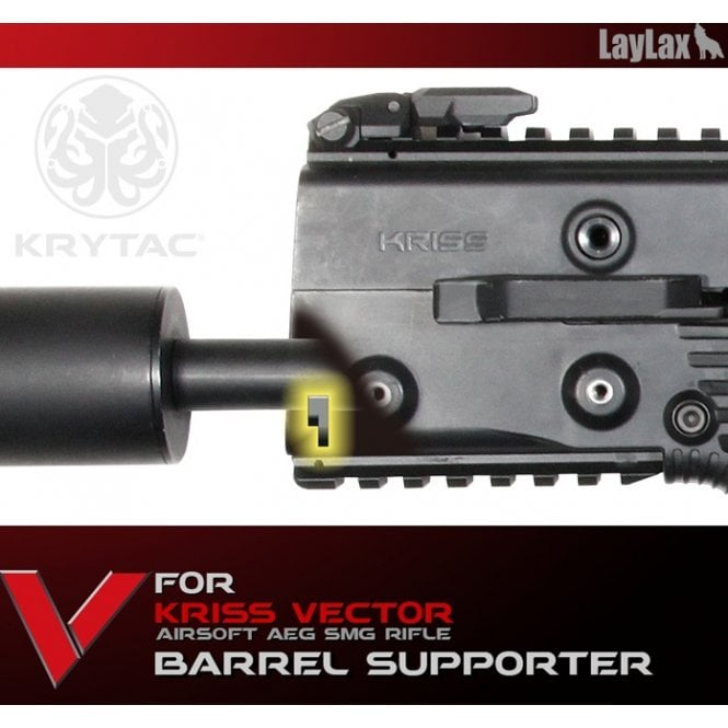 Laylax Barrel Support for Krytac KRISS Vector AEG