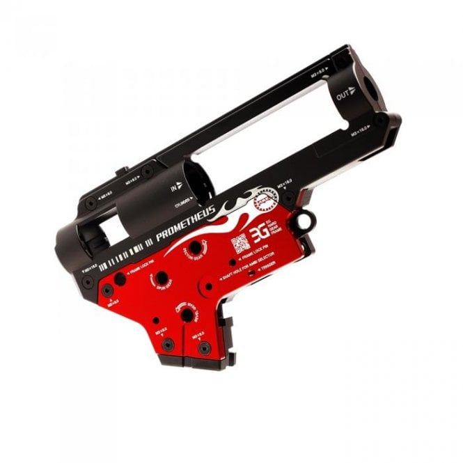 Laylax EG Hard Gearbox V2 Shell - 6mm