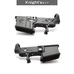 Laylax First Factory Next Generation M4 MG Metal Lower Frame - Knights Type