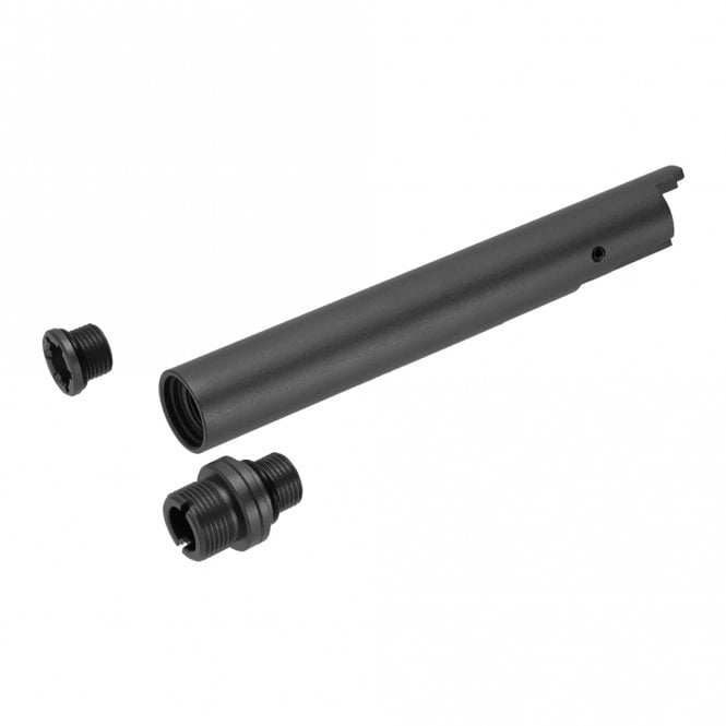 Laylax Hi-Capa 5.1 Fixed 2 Way Outer Barrel - Black