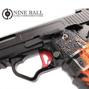 Laylax Nine Ball Custom Slide Stop for TM Hi-Capa/Government/MEU