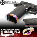 Laylax Nine Ball Heat Graduation Custom Neo Magwell for Hi-Capa 4.3/5.1