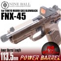 Laylax Nine Ball Power Inner Barrel (6.00mm) - TM FNX-45 113.5mm