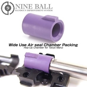 Laylax Nine Ball Wide Use Air Seal Chamber Purple