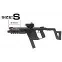 Laylax Nitro Kriss Vector Keymod Rail - Short