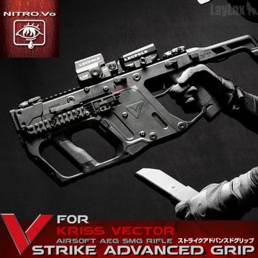 Laylax Nitro.Vo KRISS Vector Strike Advanced Grip