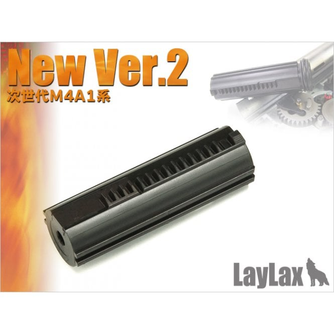 Laylax Prometheus Hard Piston for Next Generation Airsoft Rife - Ver. 2