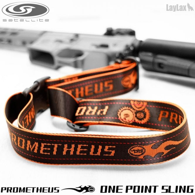 Laylax Prometheus One Point Sling - Orange
