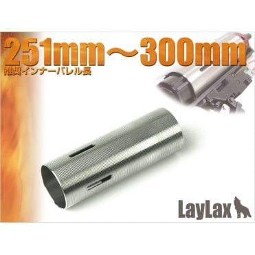 Laylax Prometheus Stainless Hard Cylinder - Type D